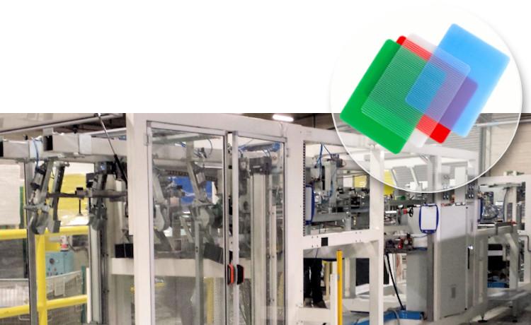 INTER-LAYER PADS Sealing MACHINES