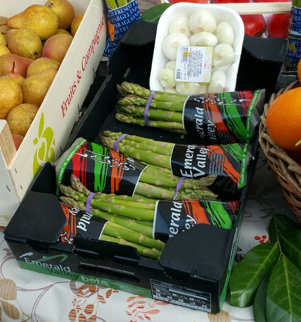 Fruit & vegetable boxe