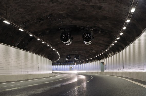 Tunnel flooring