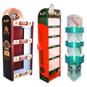 Product totem display