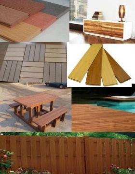 Plasticwood panels