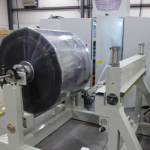 POLY SERIES – 1200 mm bobbin with unwinding unit